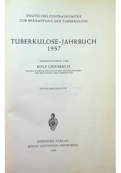Tuberkulose Jahrbuch 1957