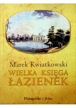 Wielka księga Łazienek