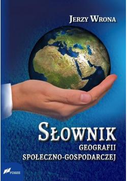 Słownik geografii społeczno-gospodarczej