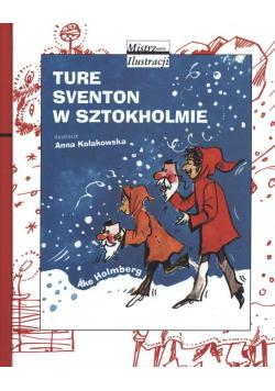Ture Sventon w Sztokholmie