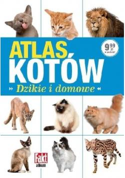 Atlas kotów dzikie i domowe