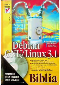Debian GNU / Linux 3 1 Biblia