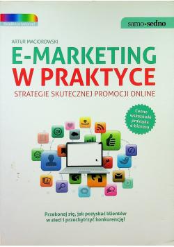 E marketing w praktyce