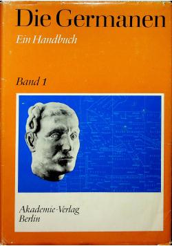 Die germanen ein Handbuch