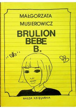 Brulion Bebe B