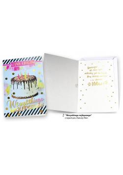 Karnet MP-0044 Urodziny