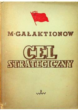 Cel strategiczny 1950 r