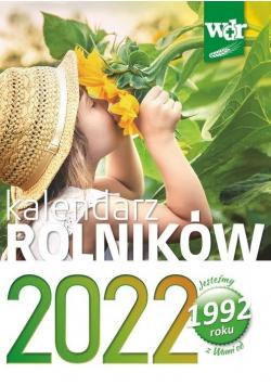 Kalendarz 2022 Ścienny Rolników