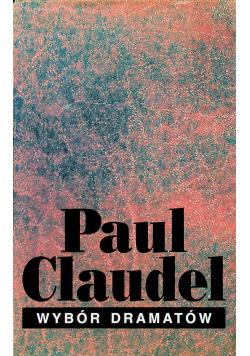 Claudel wybór dramatów