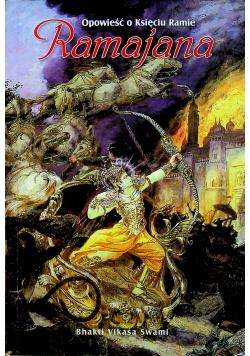 Opowieść o Księciu Ramie Ramajana