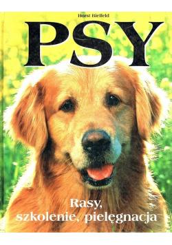 Psy Rasy szkolenie pielęgnacja