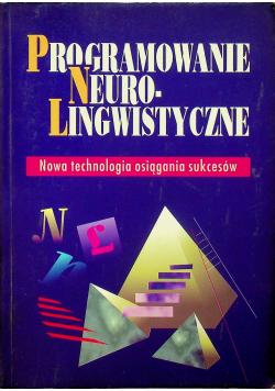 Programowanie neurolingwistyczne