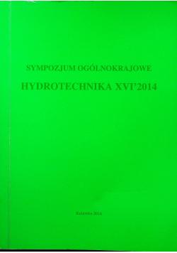 Sympozjum ogólnokrajowe Hydrotechnika XVI 2014