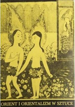 Orient i orientalizm w sztuce