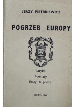 Pogrzeb Europy 1946 r.