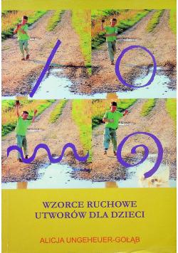 Wzorce ruchowe utworów dla dzieci