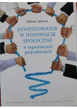 Inwestowanie w innowacje społeczne