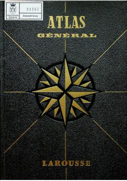 Atlas general larousse