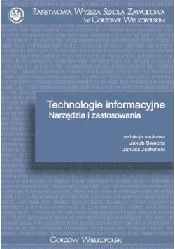 Technologie informacyjne Narzędzia i zastosowania