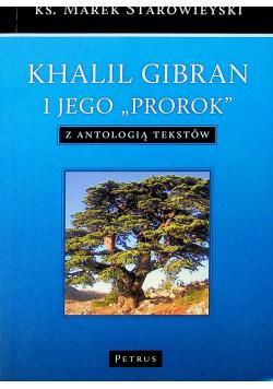 Khalil Gibran i jego Prorok