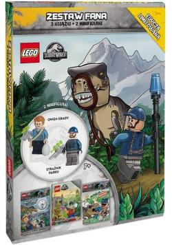 Zestaw Fana. LEGO(R) Jurassic World