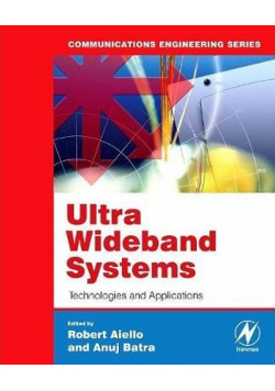 Ultra Wideband Systems