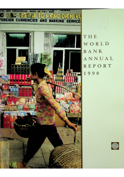 The world bank annual report 1998