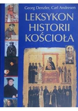 Leksykon historii kościoła