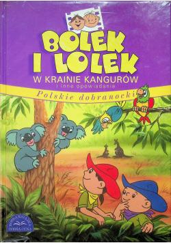 Bolek i Lolek w krainie kangurów