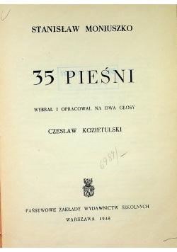 35 pieśni 1948 r