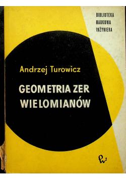 Geometria zer wielomianów