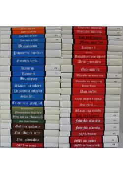 Kirst dzieła zebrane 44 tomy