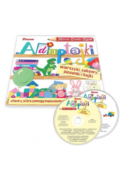 Adaptajki + 2 CD