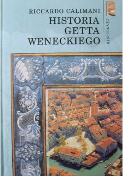 Historia Getta Weneckiego