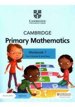 Cambridge Primary Mathematics Workbook 1