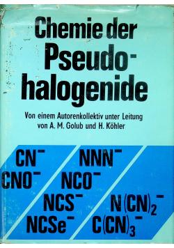 Chemie der pseudohalogenide