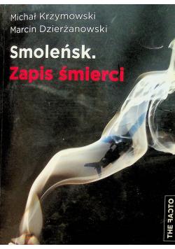 Smoleńsk Zapis śmierci
