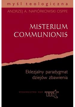 Misterium communionis Nowa