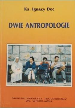 Dwie antropologie