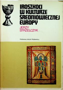 Iroszkoci w kulturze średniowiecznej Europy