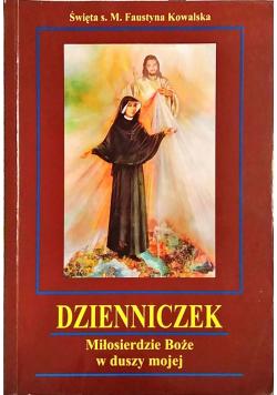 Kowalska Dzienniczek Miłosierdzie Boże w duszy mojej