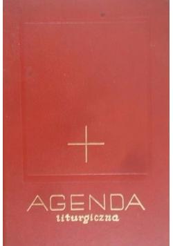 Agenda liturgiczna