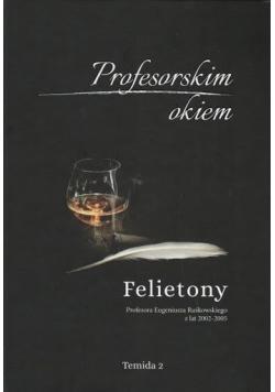 Profesorskim okiem