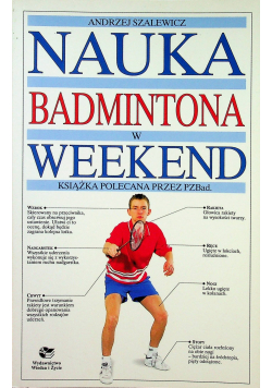 Nauka Badmintona w weekend