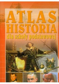Atlas Historia dla szkoły podstawowej