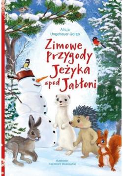 Zimowe przygody Jeżyka spod Jabłoni