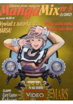 Manga Mix Nr 8