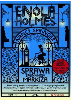 Enola Holmes Sprawa zaginionego markiza