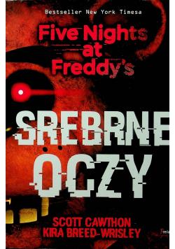 Srebrne oczy Five Nights at Freddy s