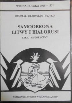 Samoobrona Litwy i Białorusi